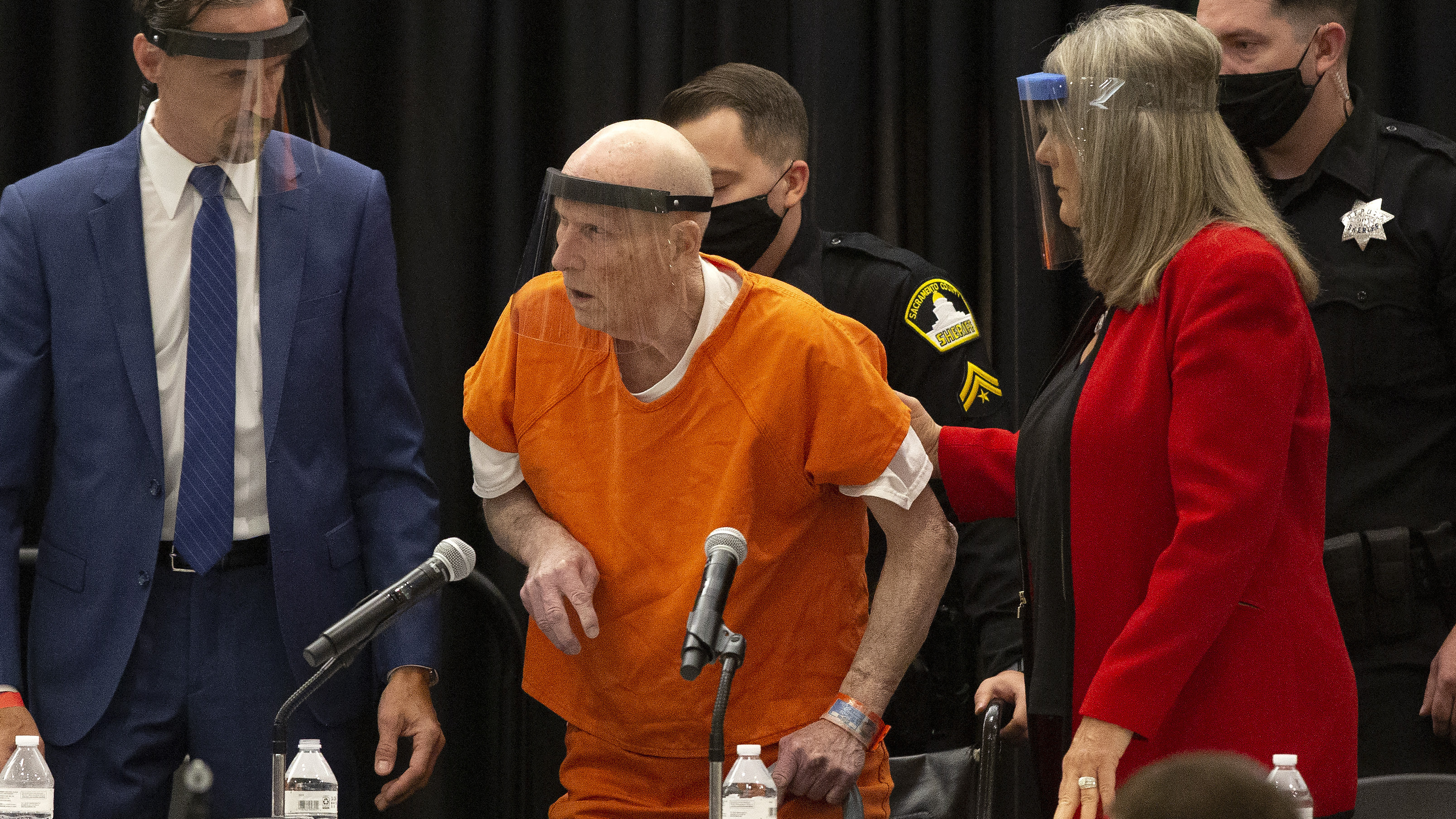 """I Admit"": Golden State Killer Suspect Pleads Guilty To More Than A Dozen Murders"