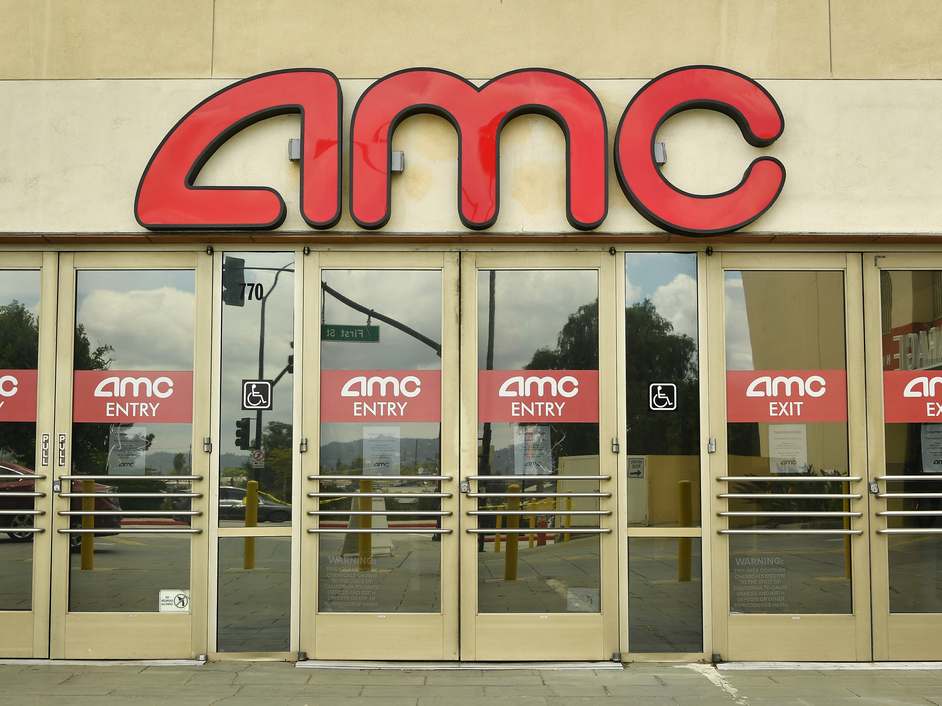 With Big Summer Films Delayed Amc Theatres Puts Off U S Reopening Coronavirus Live Updates Npr