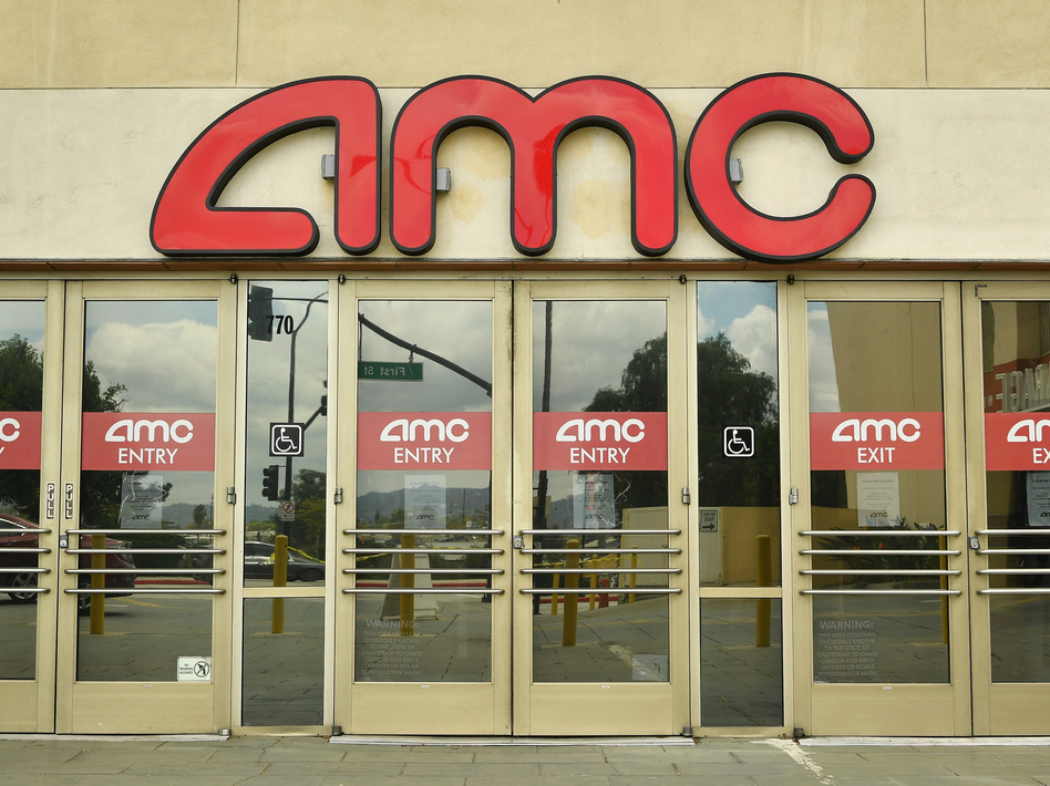Later feature film releases have pushed AMC Theatres to delay its phased reopening until July 30. (Amy Sussman/Getty Images)