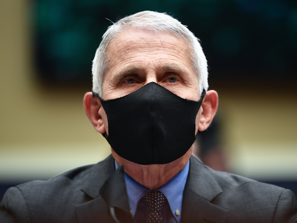 Dr. Anthony Fauci, director of the National Institute of Allergy and Infectious Diseases, and other government health officials will testify on Tuesday before the Senate Committee on Health, Education, Labor and Pensions.