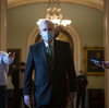 Sen. McConnell Says Americans Must Have 'No Stigma' In Wearing Face Masks