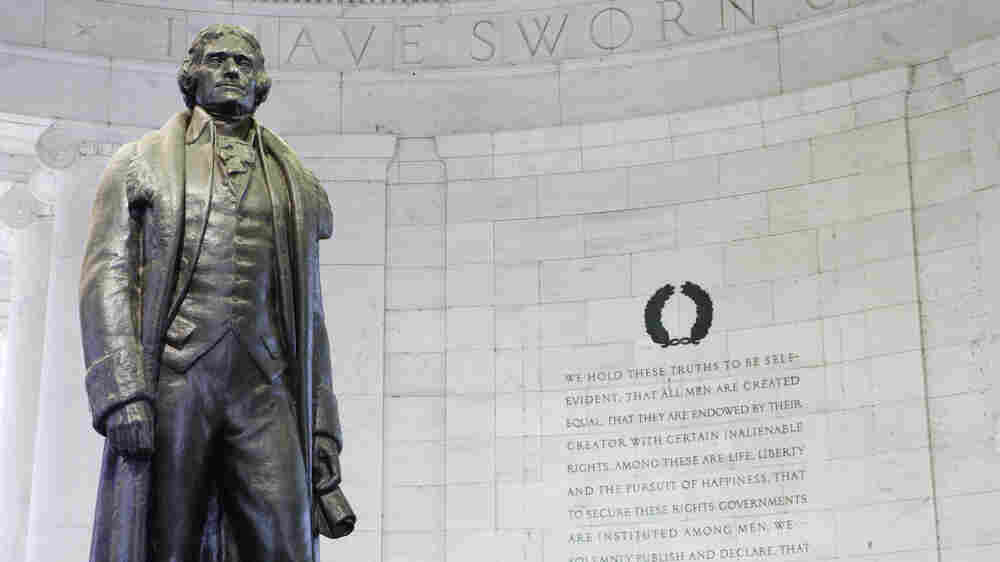 The Founding Contradiction: Thomas Jefferson's Stance On Slavery