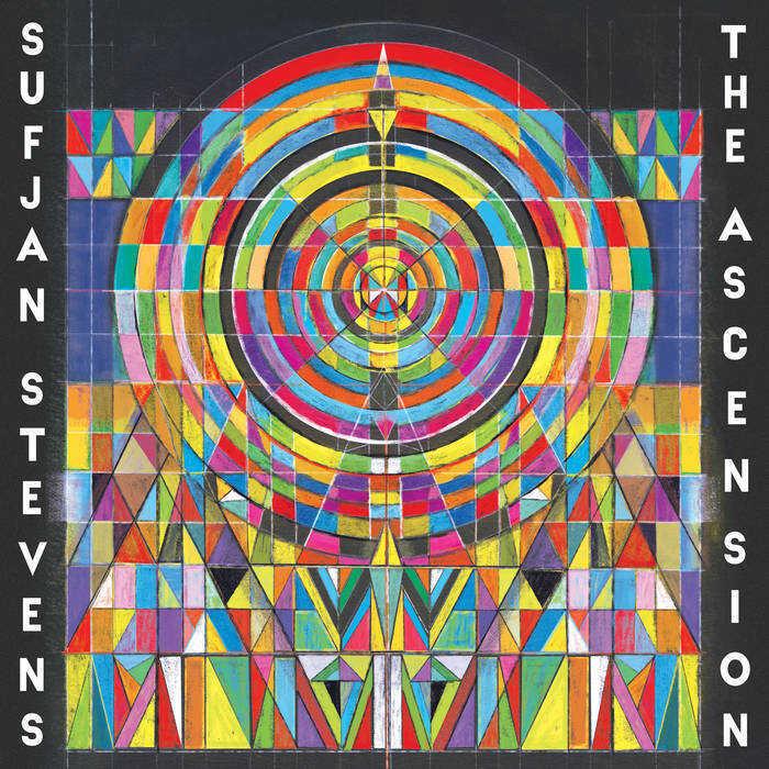 The album art for Sufjan Stevens' The Ascension.