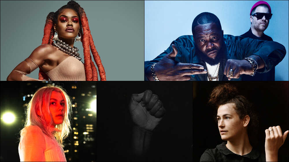 NPR Music's No. 1 Albums And Songs Of June