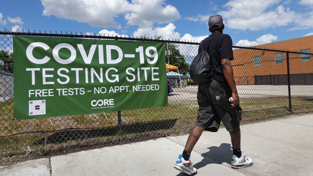 Is Your State Doing Enough Coronavirus Testing To Suppress Its Outbreak Shots Health News Npr