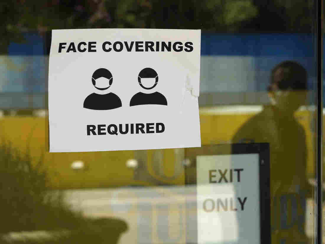 Governor Wolf Orders Mandatory Mask-Wearing In Public Spaces Statewide