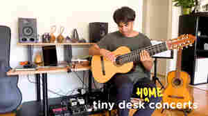 Fabiano Do Nascimento: Tiny Desk (Home) Concert