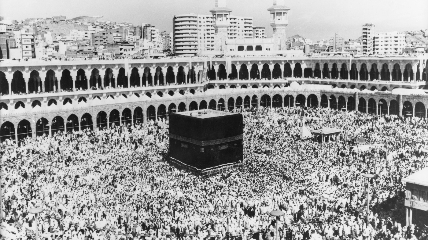 Mecca Under Siege
