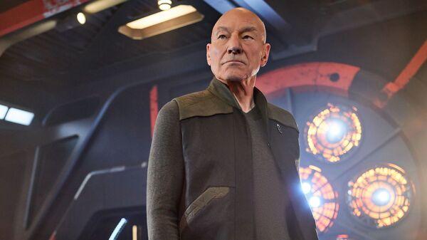 Patrick Stewart On His Return To 'Star Trek': 'I'm Braver Now Than I Was'