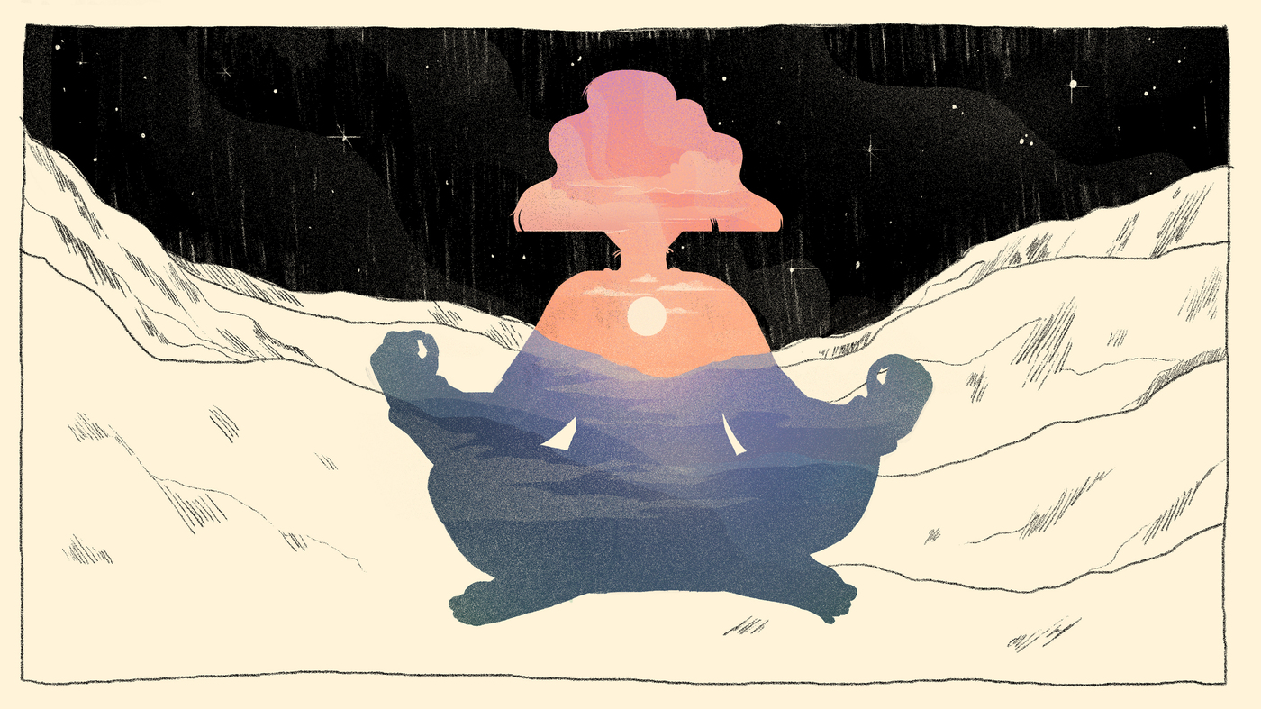Anxiety Is Overwhelming. Here's A Mindfulness Tool That Works