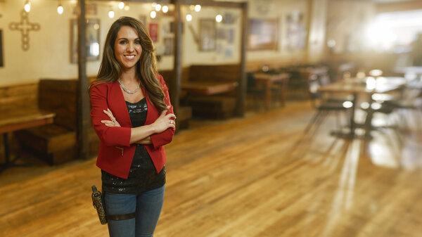 Lauren Boebert, a restaurant owner in Colorado, will now be the Republican nominee in Colorado