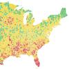 Verde, amarelo, laranja ou vermelho? Esta nova ferramenta mostra o risco COVID-19 em seu município