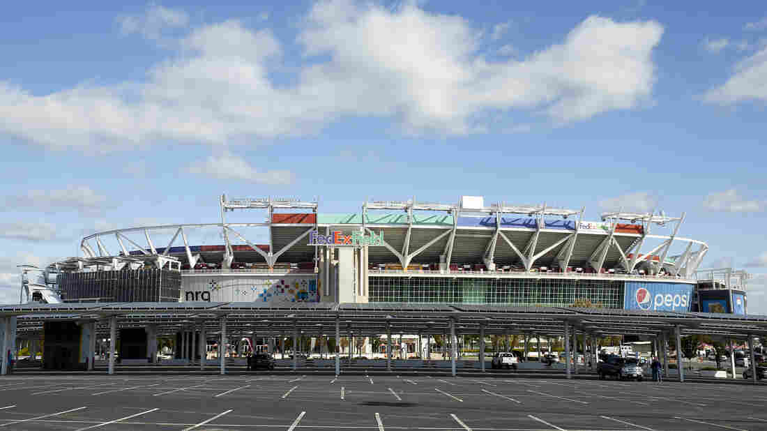 Washington Redskins Can't Get New Stadium Unless Team Changes Its Name