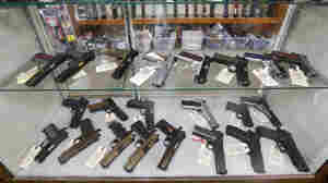 Amid Virus Fears And Protests, Firearm Background Checks Hit All-Time High