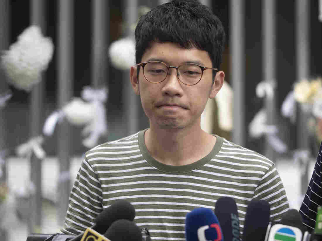 Leading democracy campaigner Nathan Law leaves Hong Kong
