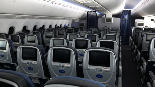 Airlines tired of largely empty flights because of coronavirus fears want to fill planes — and the federal government isn
