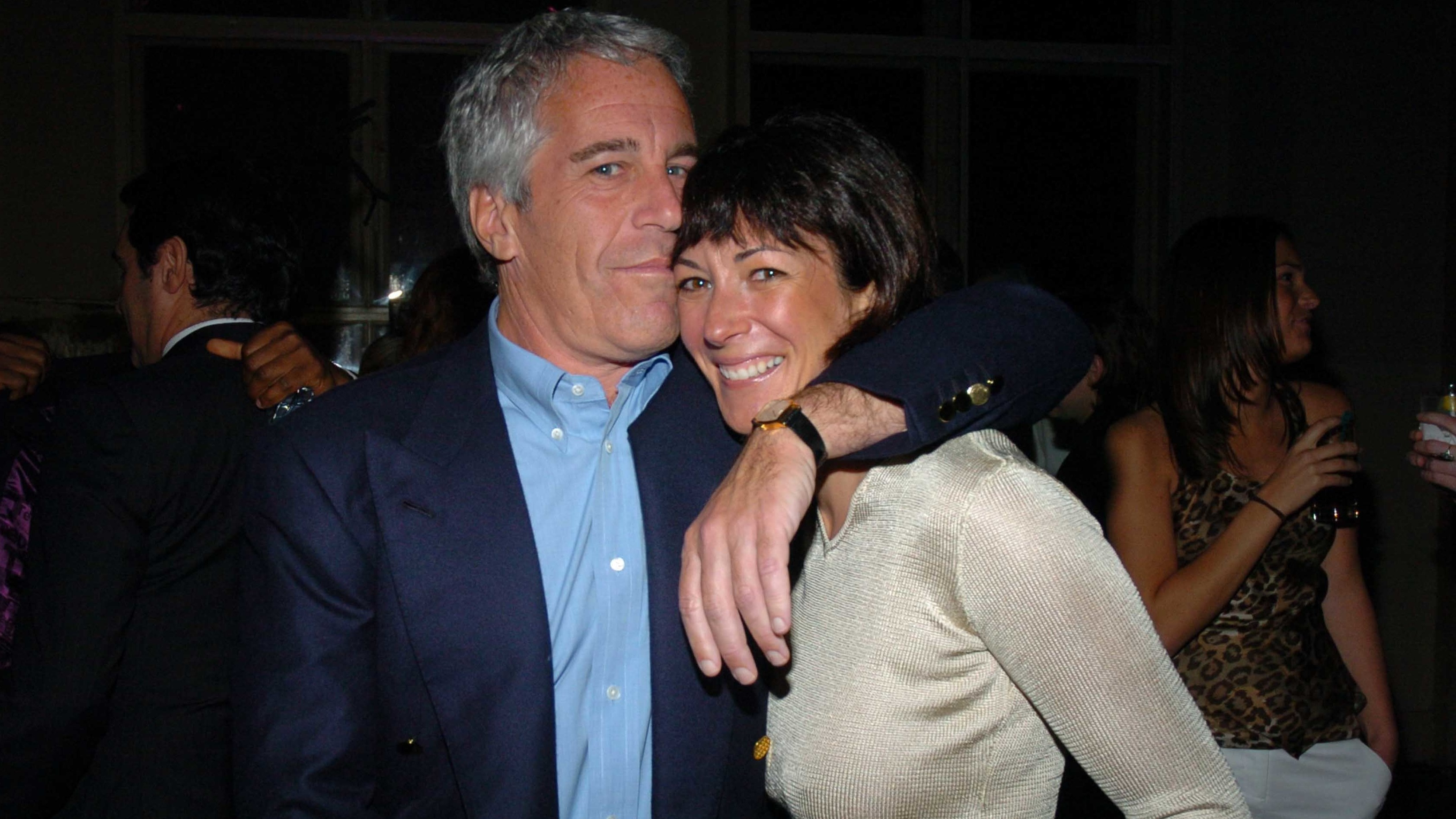 Jeffrey Epstein associate Ghislaine Maxwell arrested on sex-trafficking charges