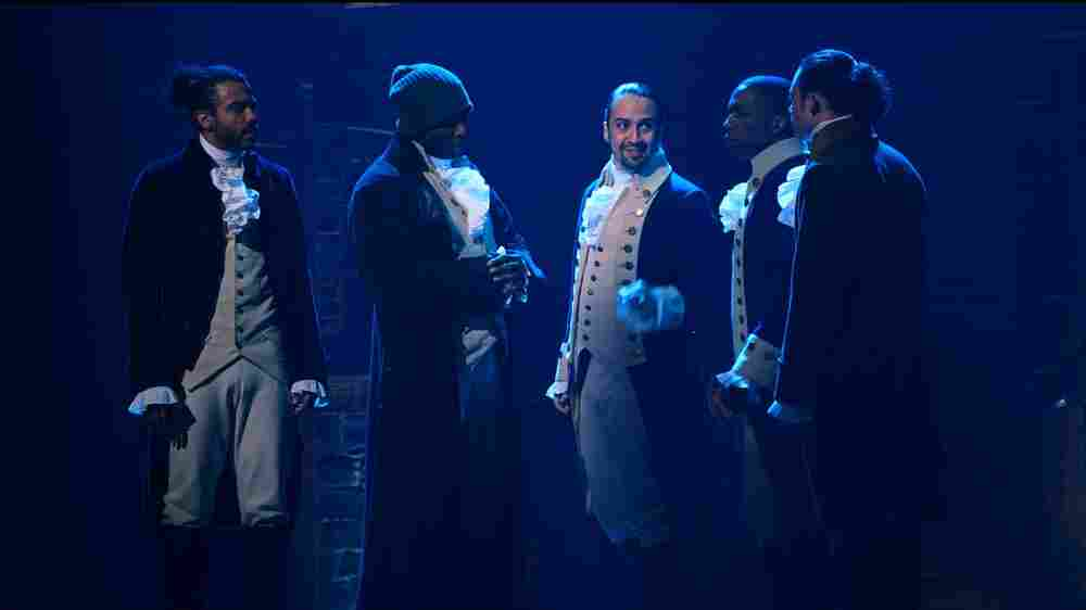 'Hamilton': Look Around, Look Around, It's On Disney+