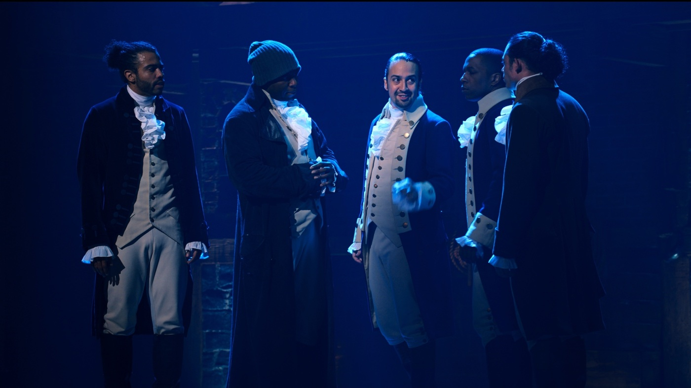 Hamilton And What's Making Us Happy