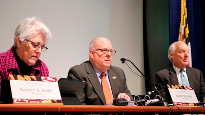 Maryland Board Of Public Works Approved $413M In Cuts. Hogan Says There Could Be More