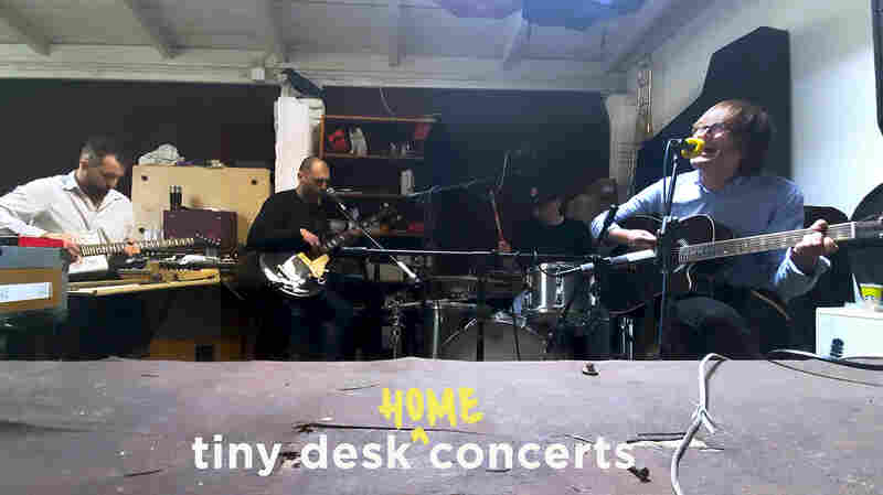 Trupa Trupa: Tiny Desk (Home) Concert