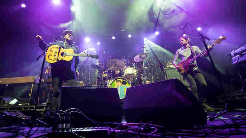 Enjoy The Show: An All Live, Imaginary Festival Playlist