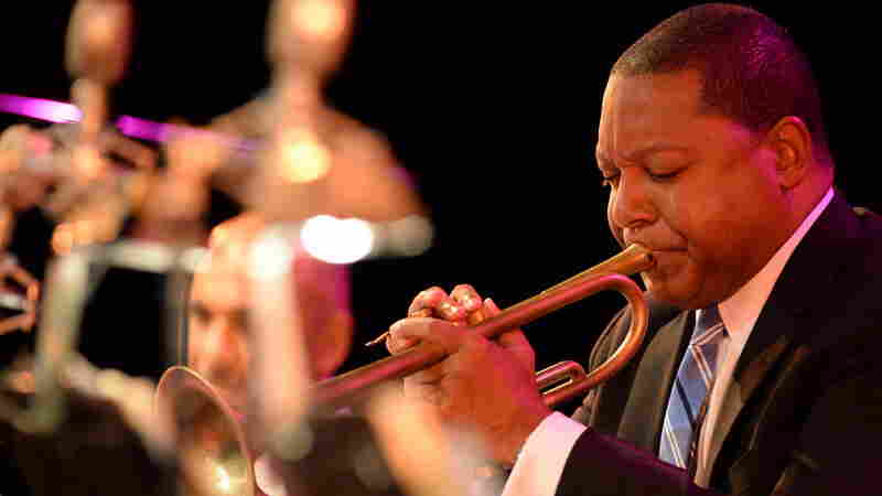 Inspired By Injustice, Wynton Marsalis Reflects On His Music