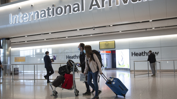 England will soon lift a 14-day quarantine requirement for travelers from more than 50 countries and territories, including Italy, Germany, France and Spain, the Department for Transportation said Friday. The U.S. is not among the exempt countries.
