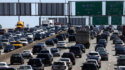 Traffic Is Back In Illinois. Are Repair Crews Prepared For The Stress On Roads?
