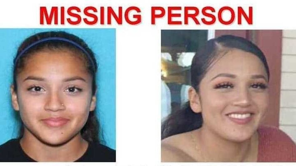 Spc. Vanessa Guillen, seen here in a poster released by U.S. Army investigators, was last seen alive at Fort Hood in April. Her family is demanding answers. (U.S. Army Criminal Investigation Command)