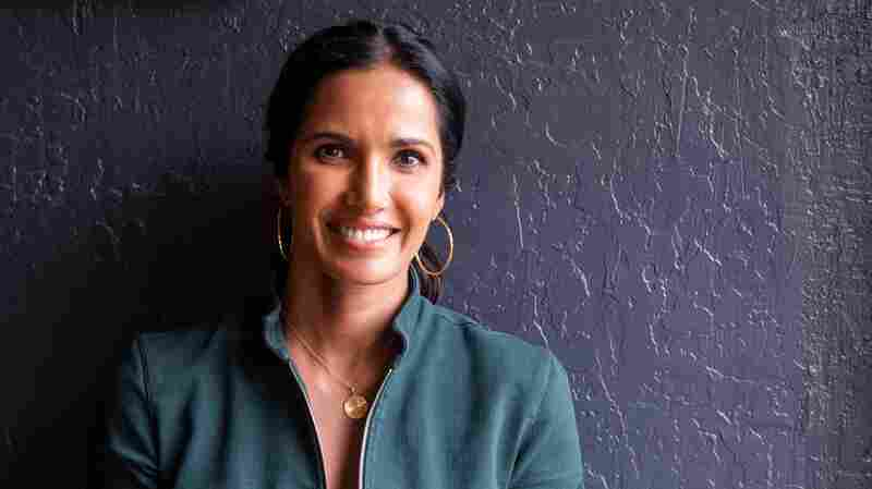 Padma Lakshmi, Model, Actor And TV Host, Says Above All, She's A Writer