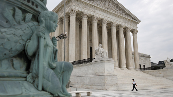 Supreme Court Prohibits Mobile Phone Robocalls To Collect Federal Debt