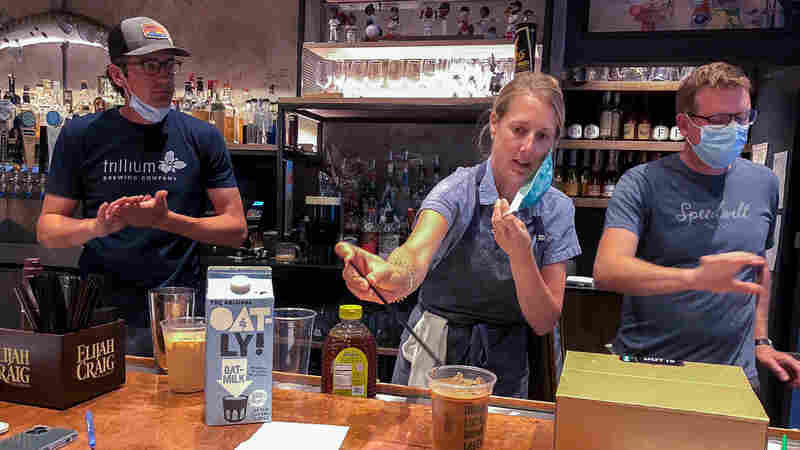 Boston Tavern Pivots To 'Plan B' To Try To Survive The Pandemic
