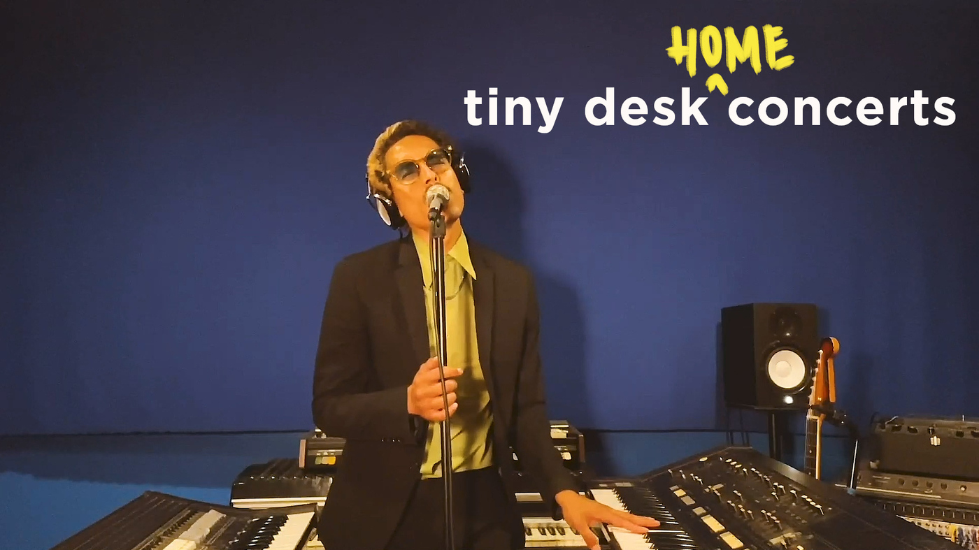 Chicano Batman: Tiny Desk (Home) Concert