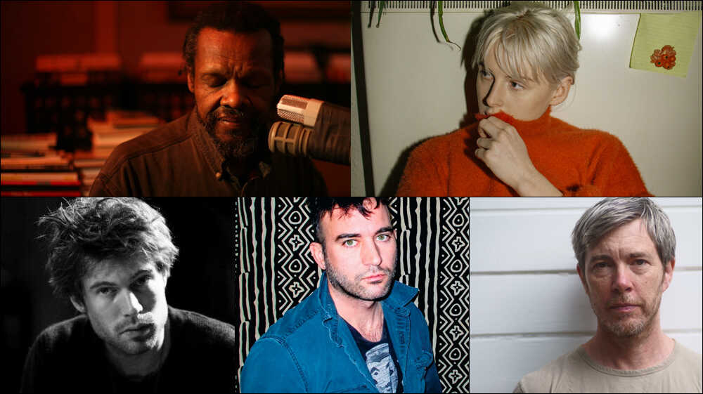 New Mix: Sufjan Stevens, Bill Callahan, Fenne Lily, Lonnie Holley And More