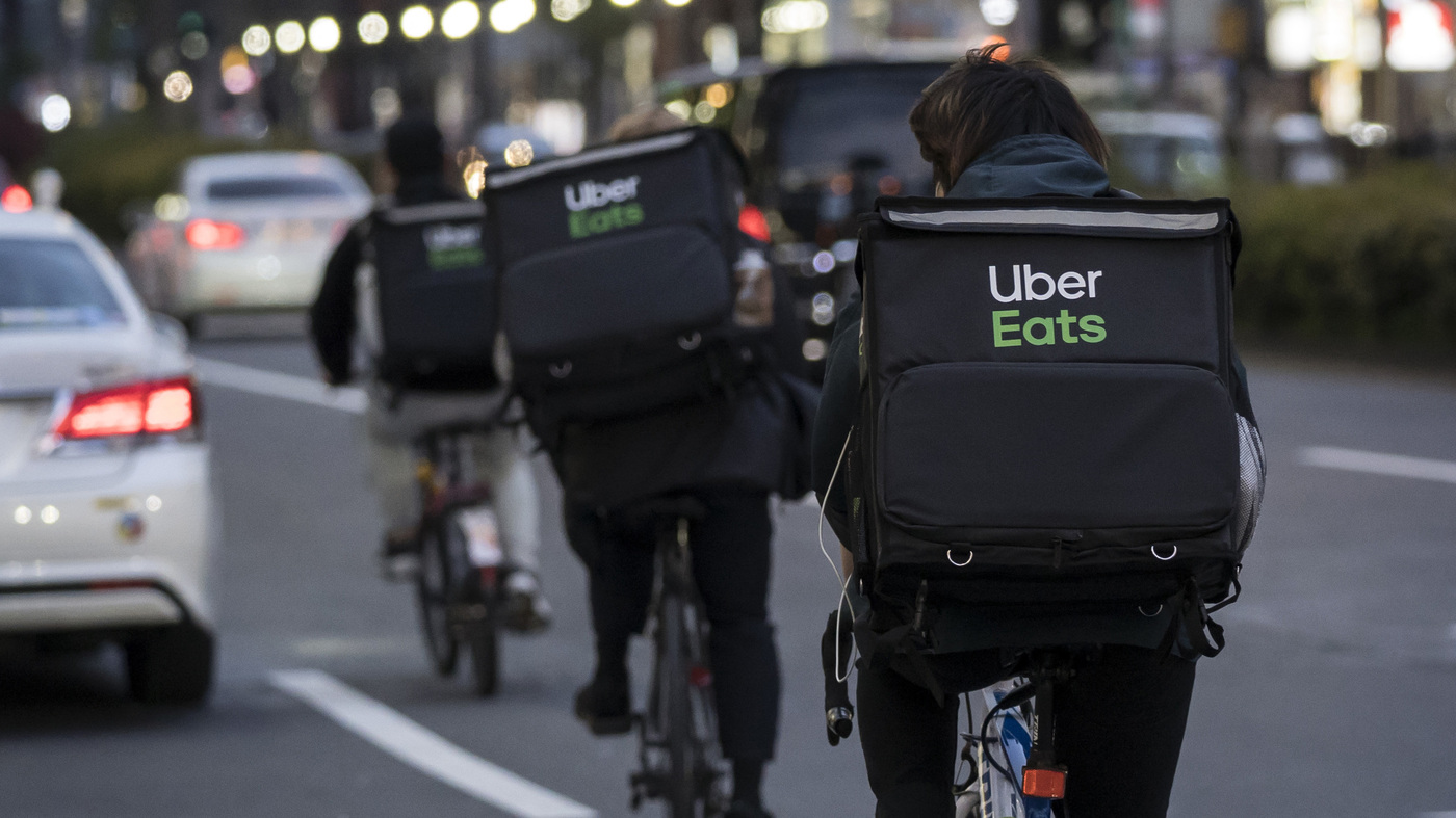 Uber Gobbles Up Postmates In $2.65 Billion Bet On Food Delivery - NPR