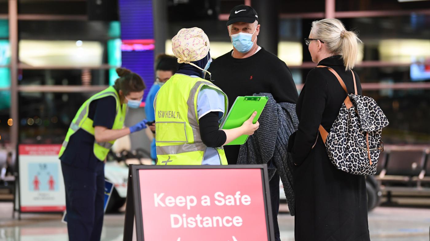 Australia Closes Interstate Border Because Of Coronavirus Outbreak - NPR
