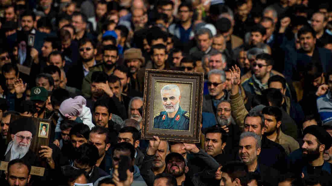 UN Expert Deems U.S. Killing Of Iranian Top General 'Unlawful'