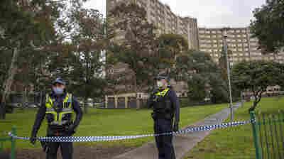 Melbourne Resumes Lockdown As Coronavirus Cases Surge