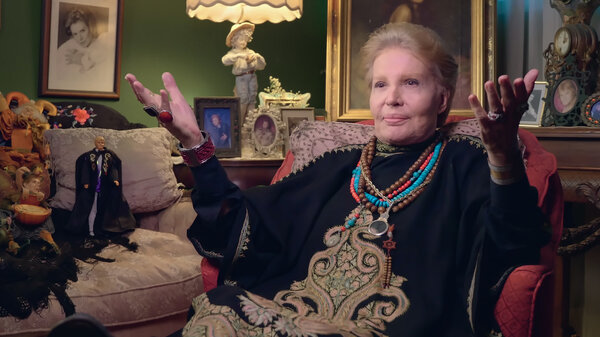 Walter Mercado, celebrity astrologer and great dresser, is featured in a new documentary called Mucho Mucho Amor.