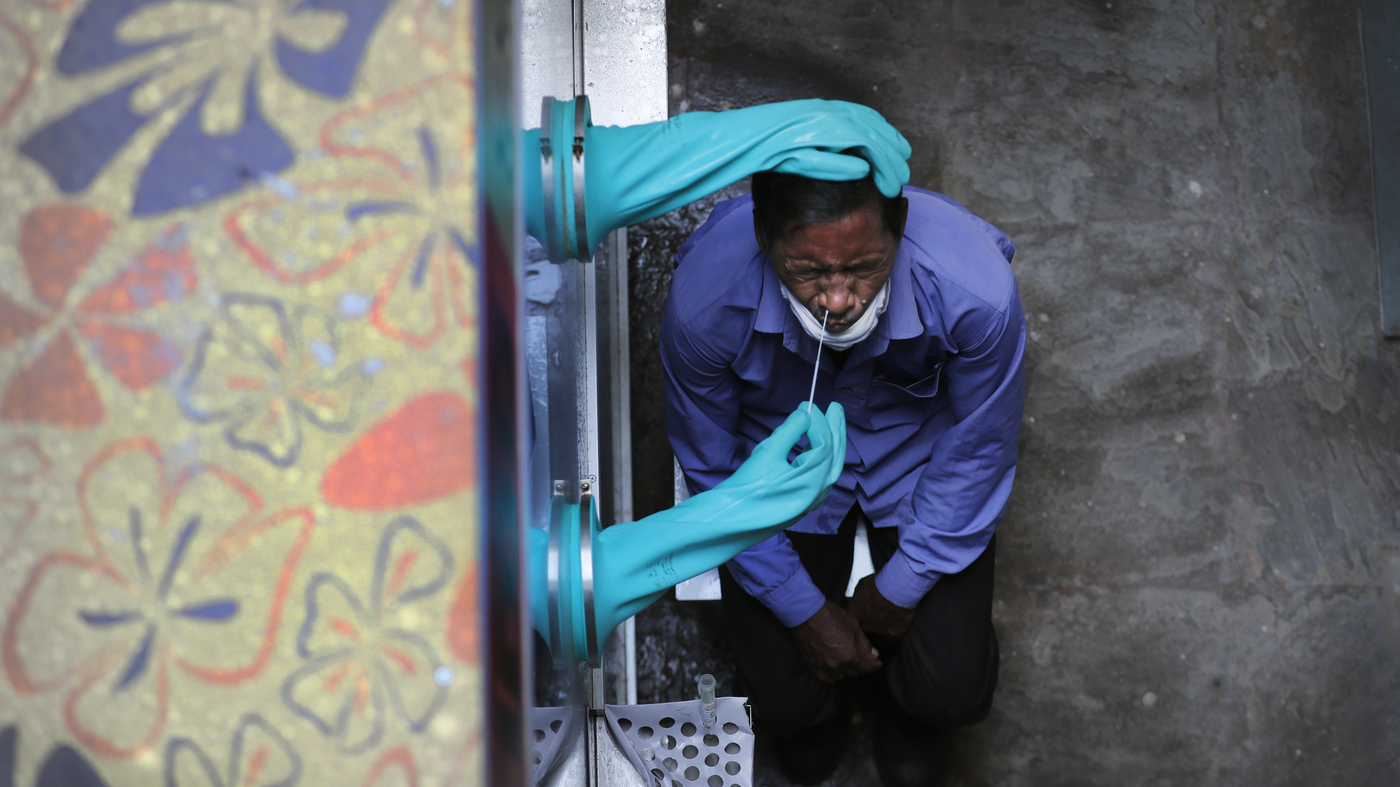 India Surpasses Russia In Reported Coronavirus Infections