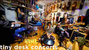 Jacob Collier: Tiny Desk (Home) Concert