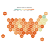 Tracing the pandemic: Does Coronavirus cases rise or fall in your condition?