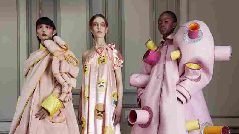 Confused? Anxious? Prickly? Couturiers At Viktor & Rolf Have You Covered