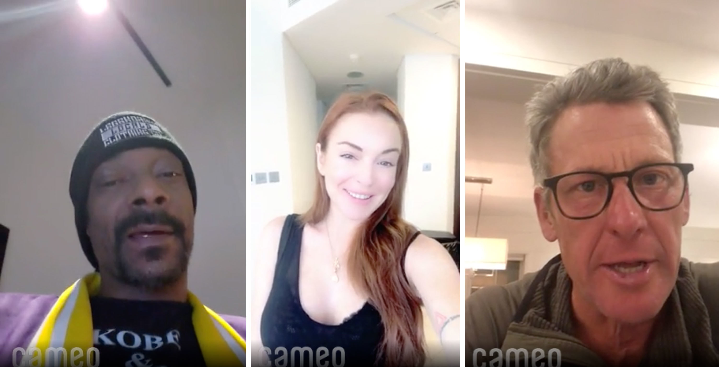 Cameo Celebrity Video Sharing App Grows In Popularity During Pandemic Npr