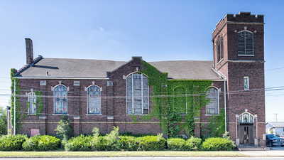 What's That Building? The First African Methodist Episcopal Church In Gary, Indiana