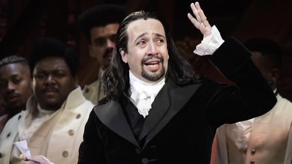Lin-Manuel Miranda is the composer and creator of the award-winning Broadway musical Hamilton. History