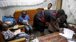 As Kenya Keeps Schools Shut, Teen Pregnancies Are Rising