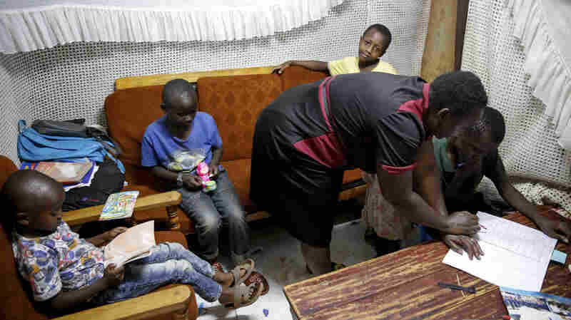 As Kenya Keeps Schools Shut, Teen Pregnancies Are Rising