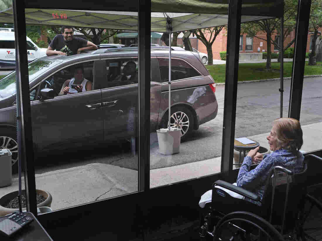 Strict Rules Apply, But Visitors Will Be Allowed Back In New York Nursing Homes